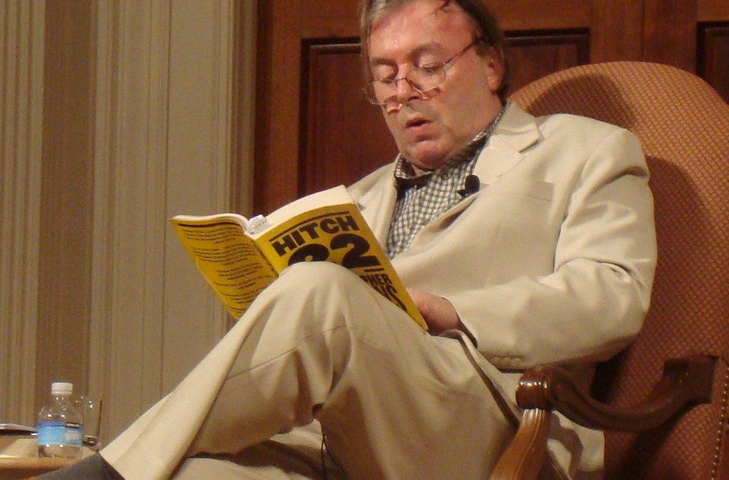 """""""Does God Exist?"""" — A Debate: Christopher Hitchens vs. Frank Turek"""