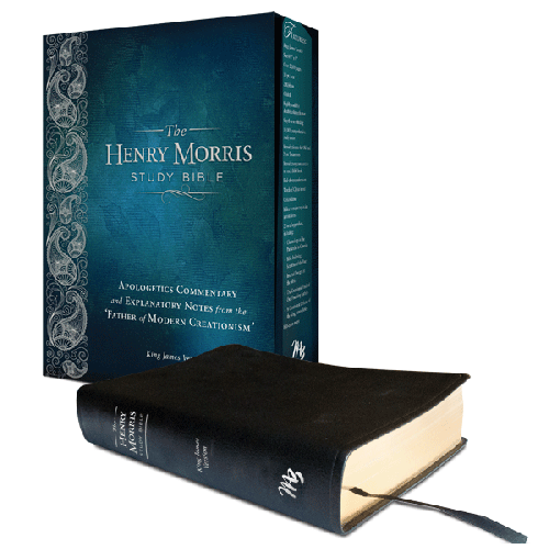 The Henry Morris Study Bible – Review